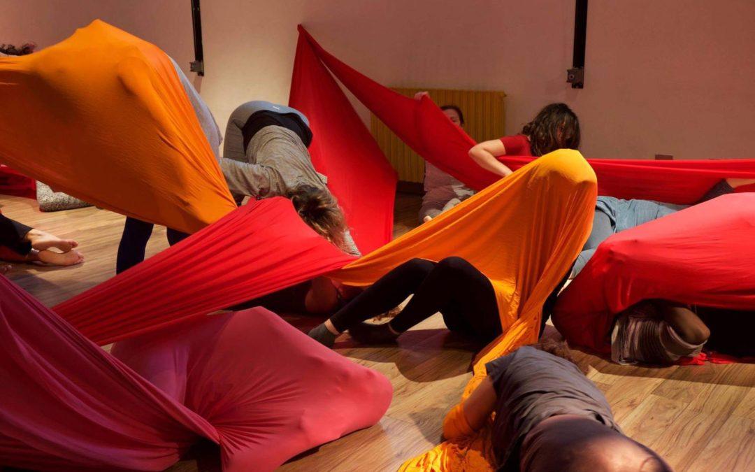 Danza creativa – Mercoledì 2 dicembre – Ore 17:30