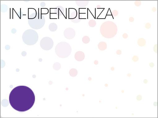 IN-DIPENDENZA