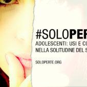 #SOLOPERTE. La mostra fotografica che fa riflettere sul sexting