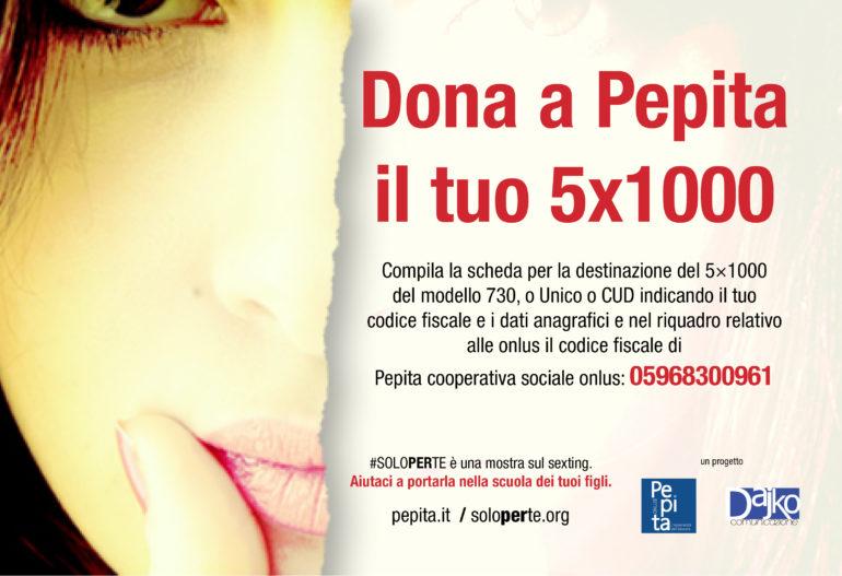 5.000 modi per aiutare Pepita e i tuoi figli