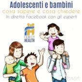 Adolescenti: in diretta Facebook con gli esperti. Botta e risposta sul cyberbullismo